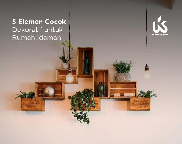 elemen dekoratif