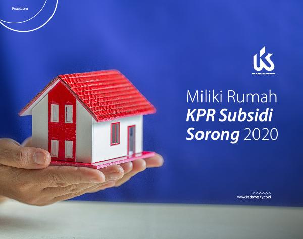 rumah subsidi sorong